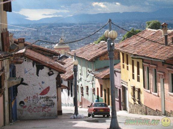 Жители Колумбии могут обменять вьючных животных на авто