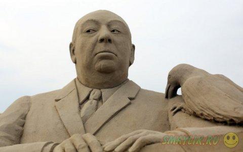 Фестиваль скульптуры из песка в Уэстон-сьюпер-Мэр