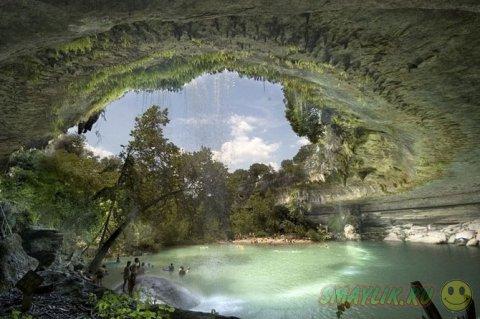 Живописные пейзажи бассейна Гамильтон