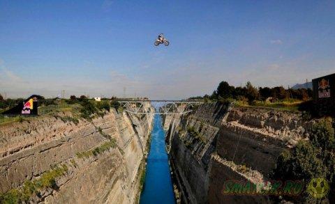 Греция: Коринфский канал