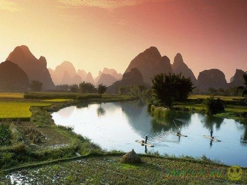 Завораживающая река Ли
