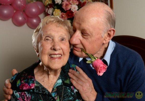 Возраст для любви не имеет значения