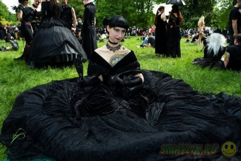 Фестиваль «Wave-Gotik Treffen 2013»  в Лейпциге