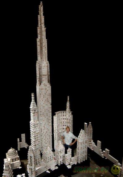 Карточные структуры от Брайана Берга