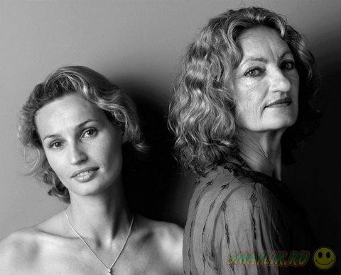 Красота поколений в снимках Говарда Шатца
