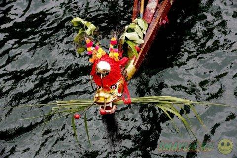 Фестиваль Duanwu Festival в Гонконге