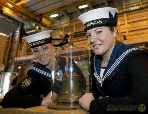Командование британских ВМС откорректировало тексты традиционных тостов