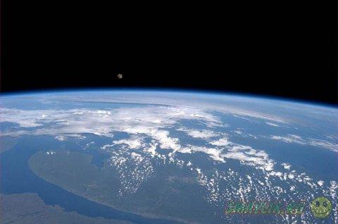 Завораживающая  краса Луны