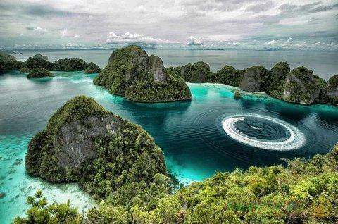 Сказочные пейзажи нашей Земли