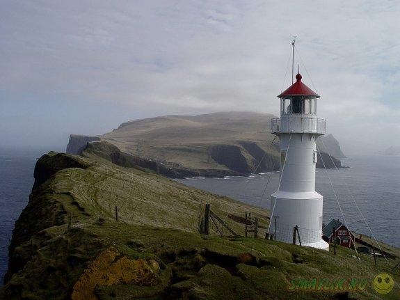 Уникальный мир Фарерских островов