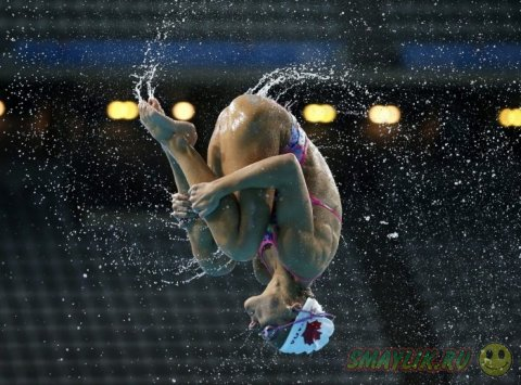 Яркая подборка фотографий с Чемпионата мира по водным видам спорта 2013