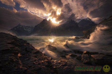 Пейзажные фотографии Марка Адамуса