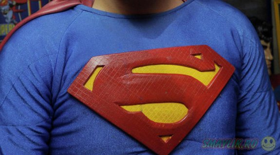 В Великобритании слет фанатов «Супермена» установил рекорд Гиннеса