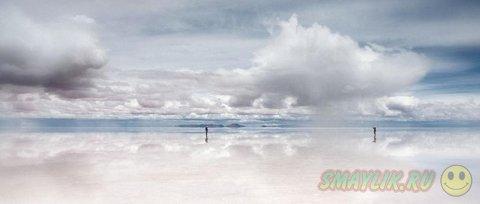 Соляная равнина Салар де Уюни