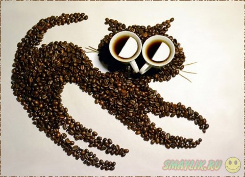 «Кофейные фантазии» от Ирины Никитиной
