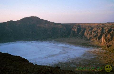 Уникальное природное место под названием Аль-Ваба