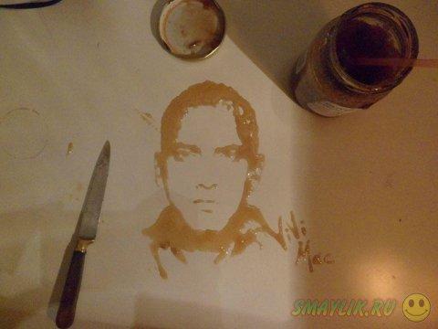 «Эфимерное искусство» Виви Maк