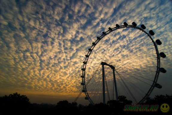 В Японии построят гигантское колесо обозрения Nippon Moon