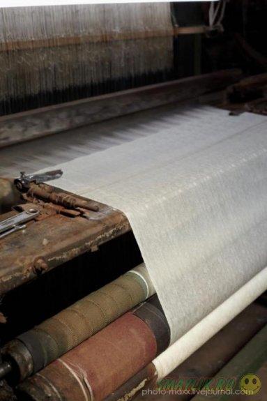 Технология производства шелка в фотографиях