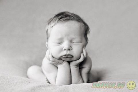 Спящие малыши на снимках от Алисии Гулд
