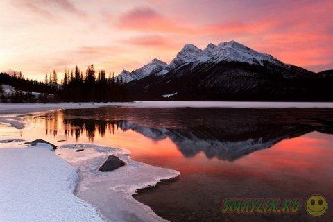 Пейзажи Канады от Уэйна Симпсона