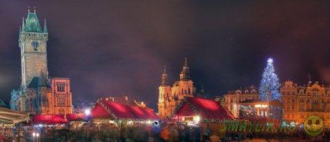 Прага - один из красивейших городов Европы