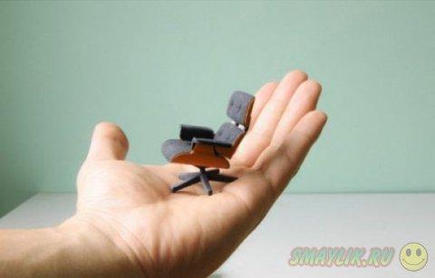 Самые маленькие предметы со всего света
