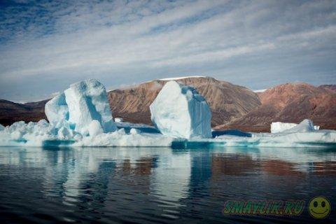 "Красота природы в проекте ""Greenland Reflection"" Майкла Куинна"