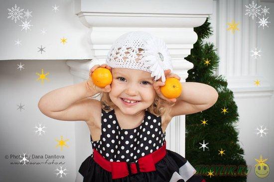 Идеи для новогодней фотосессии