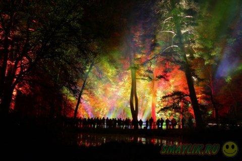 Подборка фотографий «Illuminating the World» от National Geographic