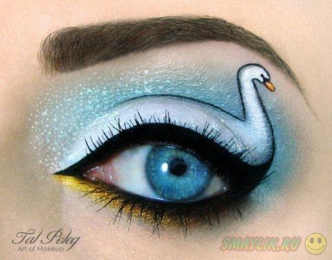 Сказочный макияж Тал Пелег