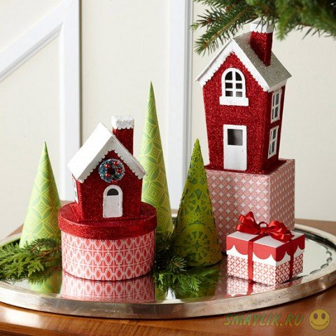 Идеи создания в доме настоящего Новогоднего настроения