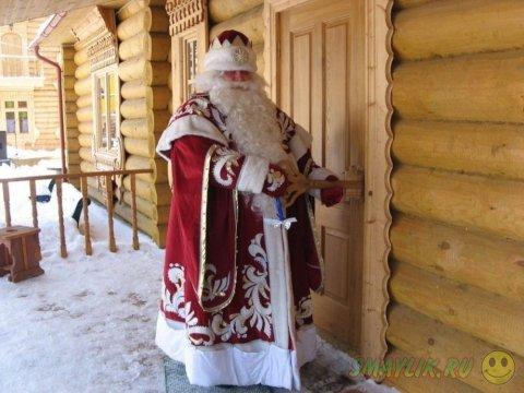 Такой разный Дед Мороз