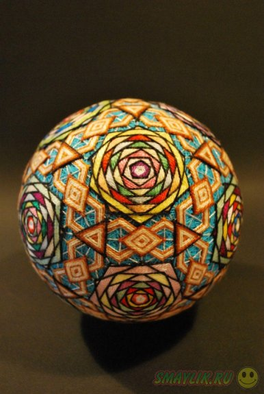 Прекрасные шары Тэмари