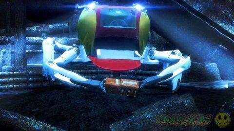 Специалисты из Южной Кореи создали огромного крабообразного робота - Crabster