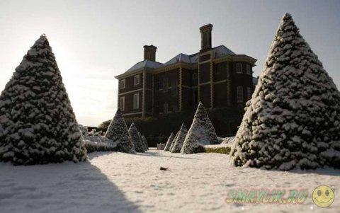 Прогулка зимними парками Великобритании