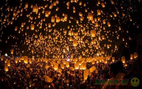 Яркие краски фестивалей со всего мира