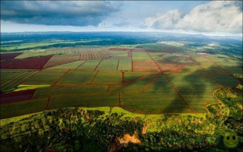 Живописные пейзажи Гавайских островов
