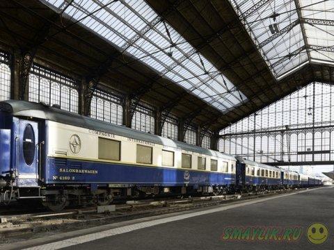 «Восточный экспресс» будет снова курсировать между Парижем и Стамбулом