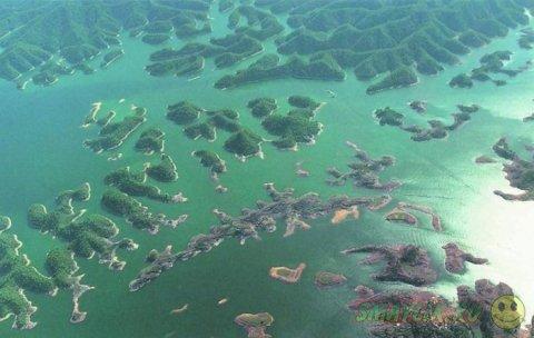 Город под водой - Шинчэн