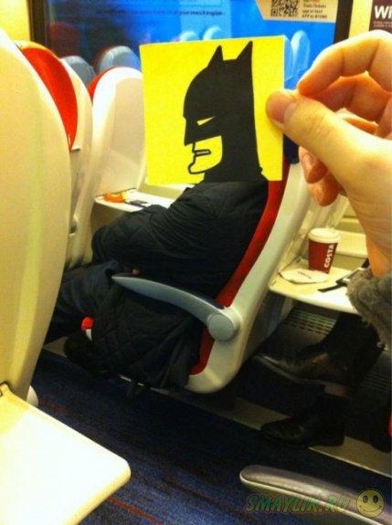 Смешные герои мультфильмов и пассажиры в рисунках писателя Октобера Джонса