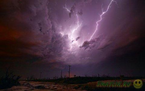 Сила природы в фотографиях