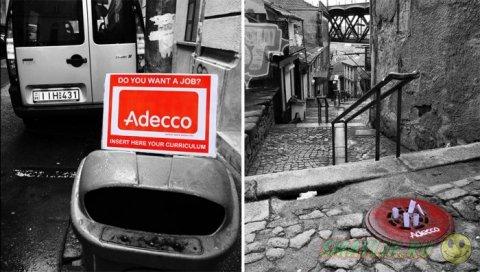 Смешные провокации уличного художника из Милана