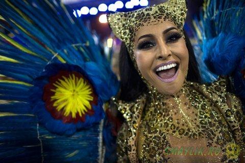 Карнавальные шествияи в  Бразилии