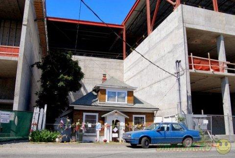 Cтолетний дом Эдит Мейсфилд в Сиэтле