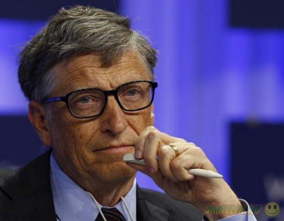 Билл Гейтс оставил детей без наследства