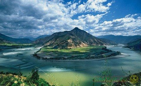 Cамые живописные речные пейзажи