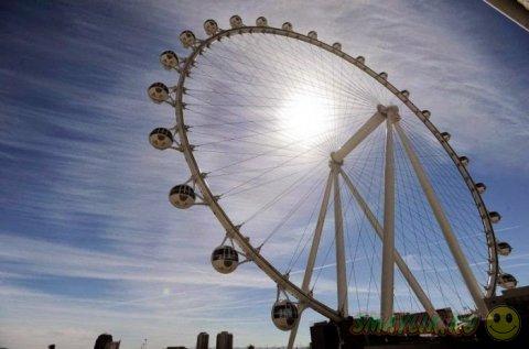 High Roller - самое большое колесо обозрения в мире