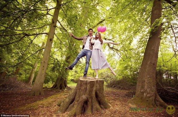 Фотографии, отображающие любовь
