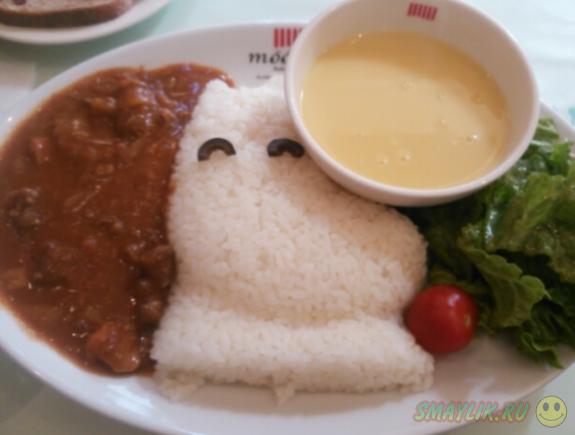 Обед в компании плюшевых зверушек